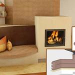 Matériaux réfractaires pour cheminée