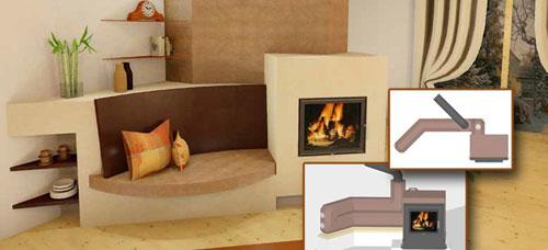 mat riaux r fractaires coeur de foyer. Black Bedroom Furniture Sets. Home Design Ideas