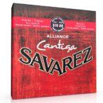 Les cordes Savarez Cantiga sont bien moins chères que l'on pense