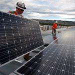 L'énergie solaire protège la planète et réduit la facture du consommateur