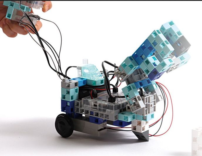Kit programmation avec des robots