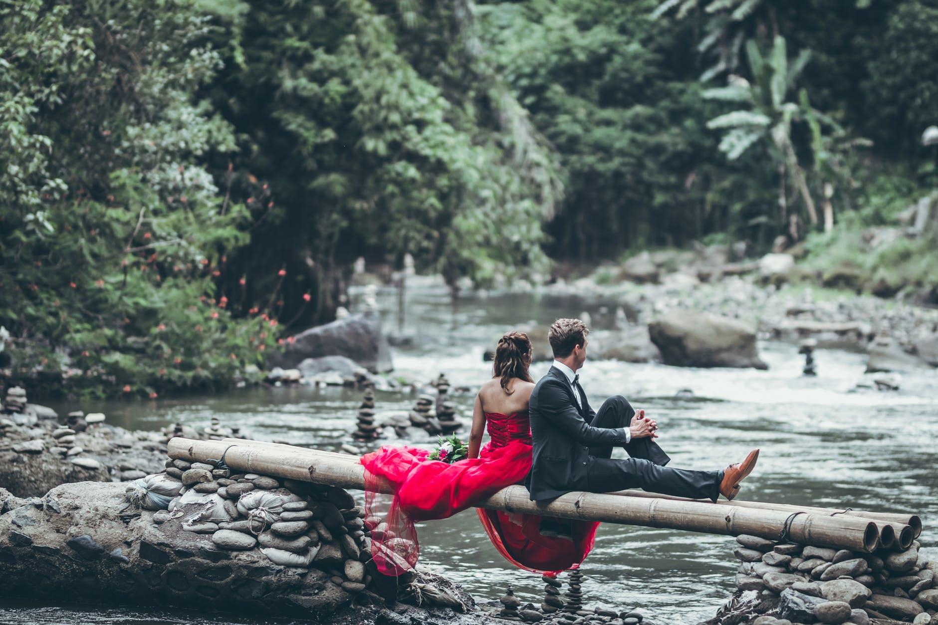 Bali en amoureux